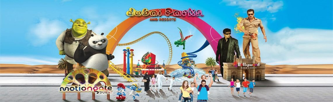DUBAI PARKS & RESORT